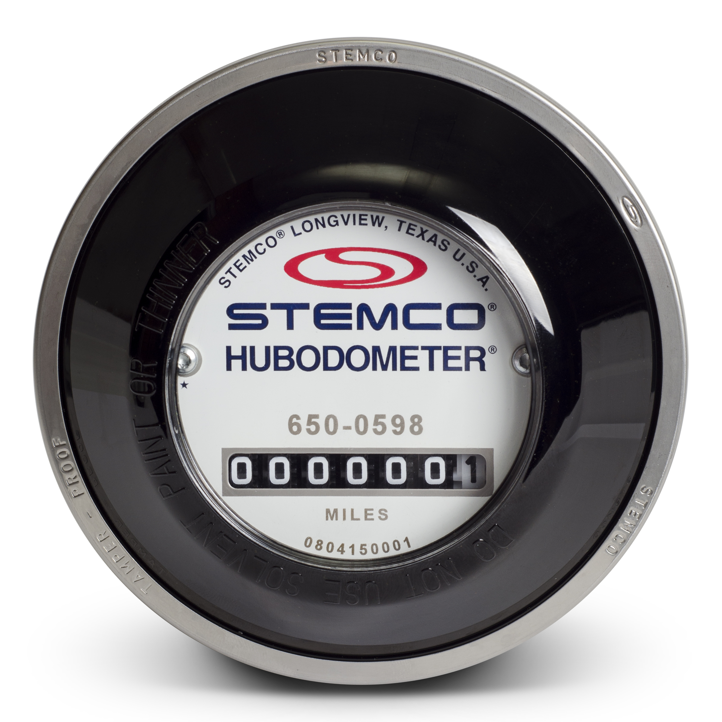 Mechanical Hubodometers